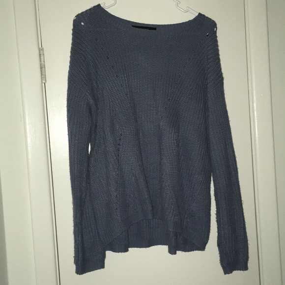Forever 21 Sweaters - Sea Blue oversized sweater